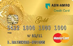 abnamro gold card