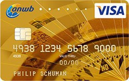 Anwb Visa Gold card