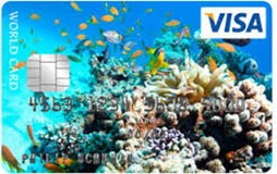 Visa World Photo Card
